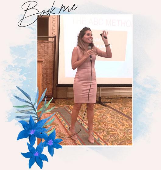 motivational speaker toccara karizma