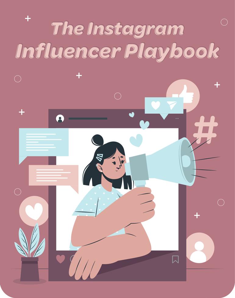 Toccara Karizma Instagram Influencer Playbook Infographic