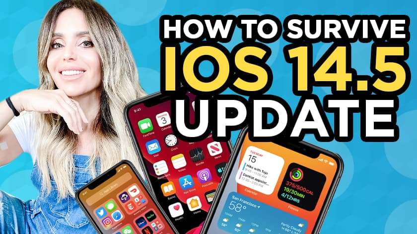 how to survive the ios14 update