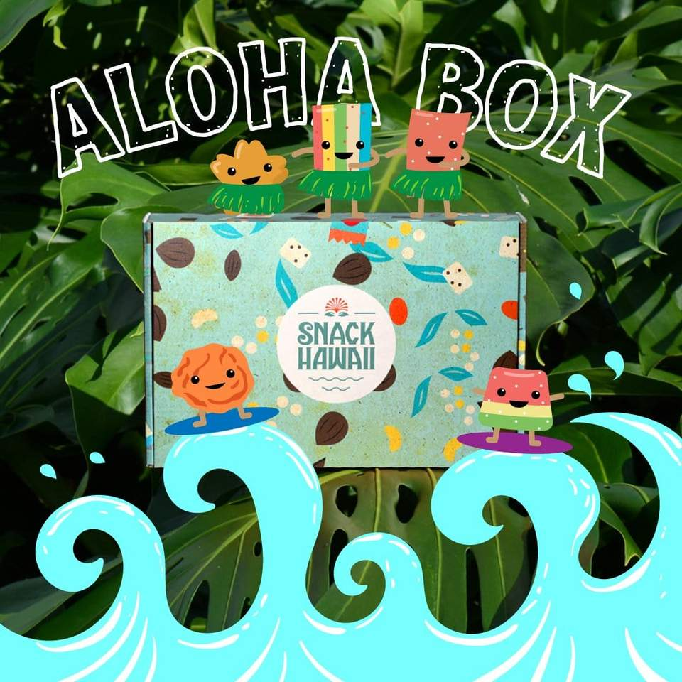 snack hawaii subscription box