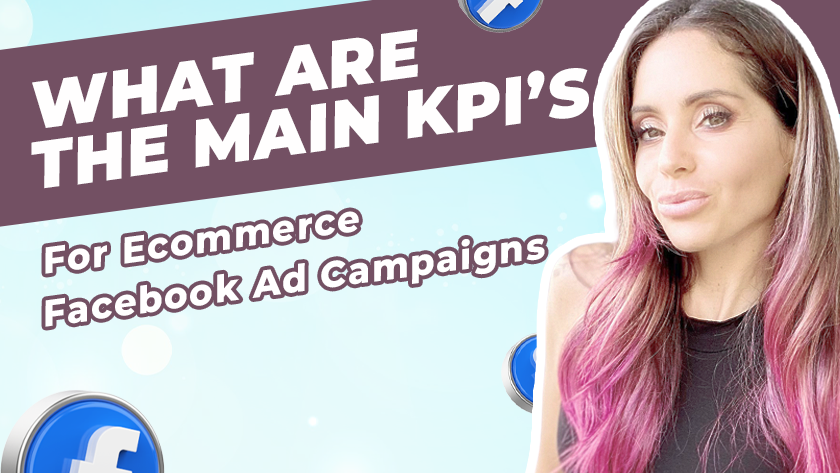 what are the main facebook ad kpis 2021